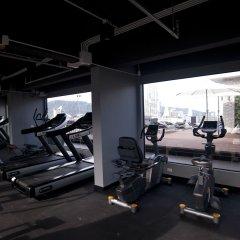 The Gig Hotel фитнесс-зал