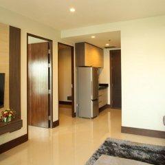 Отель Crystal Suites Suvarnabhumi Airport Бангкок комната для гостей фото 2