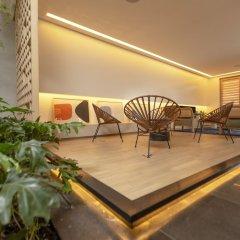 Отель Be Mate Condesa Мехико бассейн