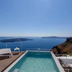 Отель Vinsanto Villas Греция, Остров Санторини - отзывы, цены и фото номеров - забронировать отель Vinsanto Villas онлайн бассейн фото 2