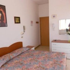 Отель Vevey Италия, Римини - отзывы, цены и фото номеров - забронировать отель Vevey онлайн комната для гостей фото 5