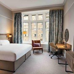 Отель Hilton Edinburgh Carlton комната для гостей фото 12