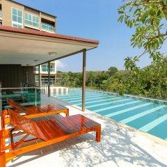 Отель JJAirportHotelCondominium For Rent 2 Таиланд, пляж Май Кхао - отзывы, цены и фото номеров - забронировать отель JJAirportHotelCondominium For Rent 2 онлайн бассейн