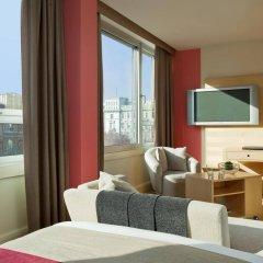 Отель Le Méridien Wien Австрия, Вена - 2 отзыва об отеле, цены и фото номеров - забронировать отель Le Méridien Wien онлайн комната для гостей фото 4