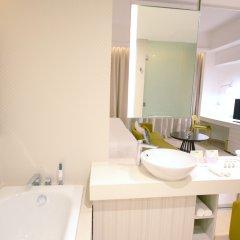 Отель Hue Hotels and Resorts Puerto Princesa Managed by HII Филиппины, Пуэрто-Принцеса - отзывы, цены и фото номеров - забронировать отель Hue Hotels and Resorts Puerto Princesa Managed by HII онлайн ванная