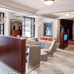 Отель Seurahuone Helsinki Финляндия, Хельсинки - - забронировать отель Seurahuone Helsinki, цены и фото номеров интерьер отеля фото 2