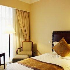 Hotel Equatorial Shanghai комната для гостей фото 2