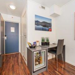 Отель Enter Tromsø Apartments Норвегия, Тромсе - отзывы, цены и фото номеров - забронировать отель Enter Tromsø Apartments онлайн удобства в номере фото 2
