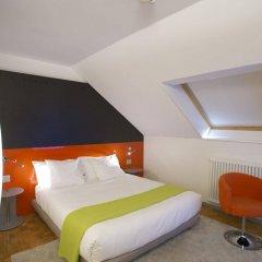 Отель Design Hotel F6 Швейцария, Женева - отзывы, цены и фото номеров - забронировать отель Design Hotel F6 онлайн комната для гостей фото 5