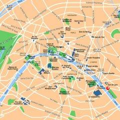 Отель ibis Styles Paris Bercy (ex all seasons) городской автобус