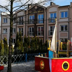Гостиница Элиза БонАпарт детские мероприятия