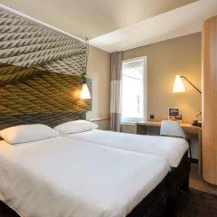 Отель Ibis Brussels Erasmus Брюссель комната для гостей фото 2