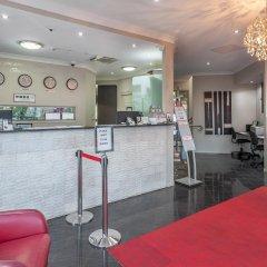 Отель Platinum International интерьер отеля