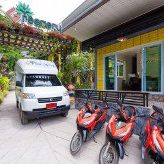 Отель Greenery Resort Koh Tao городской автобус