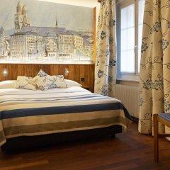 Отель Adler Швейцария, Цюрих - 1 отзыв об отеле, цены и фото номеров - забронировать отель Adler онлайн комната для гостей