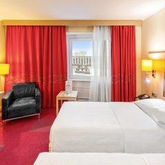 Гостиница Park Inn by Radisson Пулковская комната для гостей фото 9