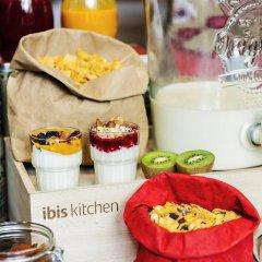 Отель Ibis Off Grand Place Брюссель питание