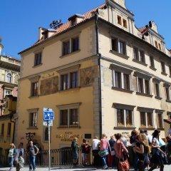 Hotel U Tri Pstrosu Прага фото 6