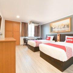 Отель OYO 589 Shangwell Mansion Pattaya Паттайя фото 29