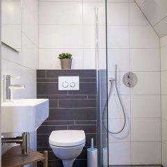Отель Kuwadro B&B Amsterdam Jordaan ванная