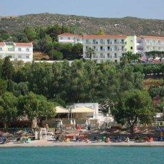Отель Princessa Riviera Resort пляж