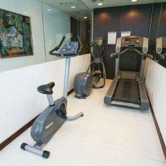 Отель Royal At Queens Сингапур фитнесс-зал фото 2