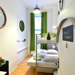 Kiez Hostel Berlin комната для гостей фото 2