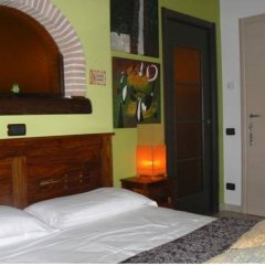 Отель B&B Antigua Потенца-Пичена сейф в номере