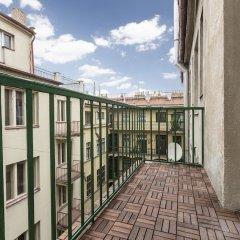 Апартаменты Premier Apartment Old Town Hradebni балкон