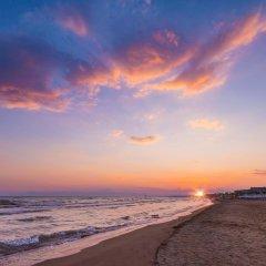 Отель Terrace Beach Resort пляж фото 2