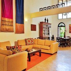 Отель Galle Heritage Villa by Jetwing интерьер отеля