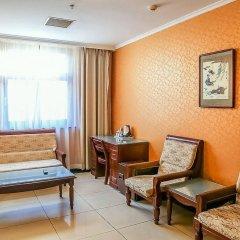 Beijing Wang Fu Jing Jade Hotel комната для гостей фото 4