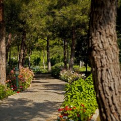 IC Hotels Airport Турция, Анталья - 12 отзывов об отеле, цены и фото номеров - забронировать отель IC Hotels Airport онлайн приотельная территория