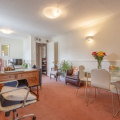 Апартаменты 2 Bedroom Apartment Near Finsbury Park интерьер отеля