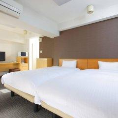 Отель Flexstay Inn Shirogane Япония, Токио - отзывы, цены и фото номеров - забронировать отель Flexstay Inn Shirogane онлайн комната для гостей фото 2