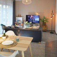 Отель Businest Gosselies-charleroi Airport - 1-bedroom Apartment Бельгия, Госселье - отзывы, цены и фото номеров - забронировать отель Businest Gosselies-charleroi Airport - 1-bedroom Apartment онлайн питание фото 2