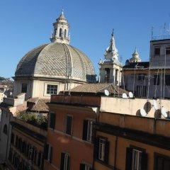 Отель LHP Suite Piazza del Popolo Италия, Рим - отзывы, цены и фото номеров - забронировать отель LHP Suite Piazza del Popolo онлайн балкон