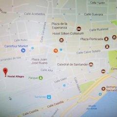 Отель Hostel Allegro Испания, Сантандер - отзывы, цены и фото номеров - забронировать отель Hostel Allegro онлайн городской автобус