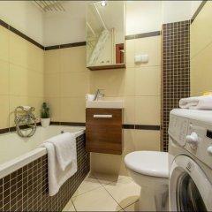 Отель P&O Apartments Emilii Plater Польша, Варшава - отзывы, цены и фото номеров - забронировать отель P&O Apartments Emilii Plater онлайн ванная