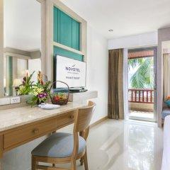 Отель Novotel Phuket Resort удобства в номере фото 2