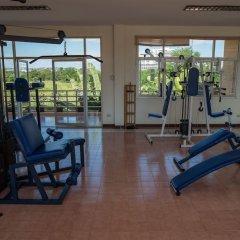 Отель Jomtien Beach Condominium Паттайя фитнесс-зал