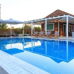 Отель Alegria Suites бассейн