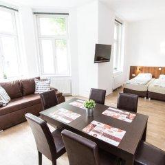Апартаменты Leonhard Apartments Vienna Вена комната для гостей фото 4
