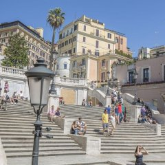 Отель Royal Suite Trinita Dei Monti Rome фото 3