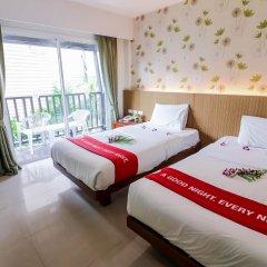 Отель NIDA Rooms Dino Park Karon комната для гостей фото 5
