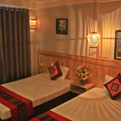 Sapa Aroma Hotel комната для гостей фото 4