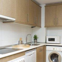Апартаменты Paralelo Apartments в номере