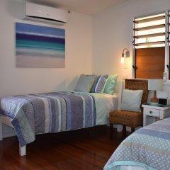 Отель Island Breeze Fiji Савусаву комната для гостей фото 4