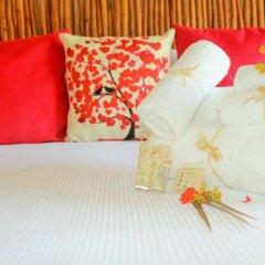 Отель Maya Hotel Residence Мексика, Остров Ольбокс - отзывы, цены и фото номеров - забронировать отель Maya Hotel Residence онлайн комната для гостей фото 2