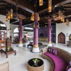 Отель Dara Samui Beach Resort - Adult Only Таиланд, Самуи - отзывы, цены и фото номеров - забронировать отель Dara Samui Beach Resort - Adult Only онлайн интерьер отеля
